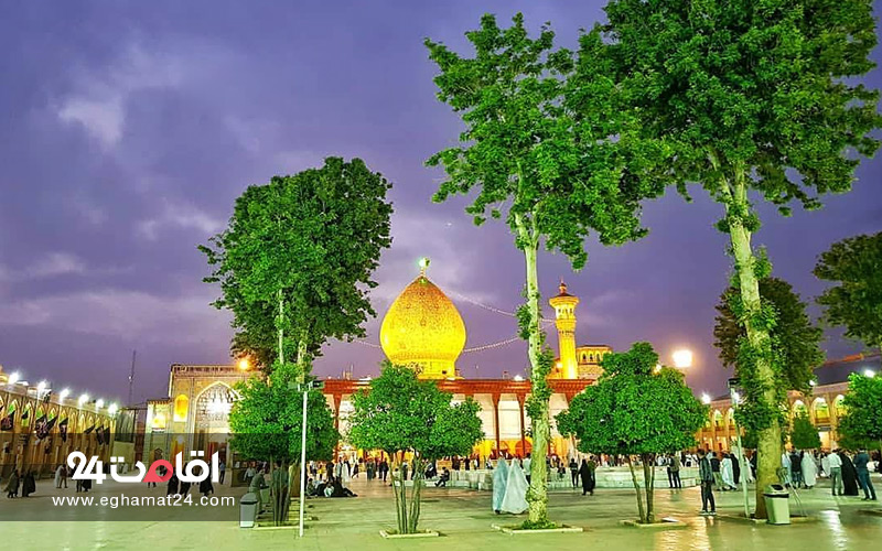 حرم مطهر شاهچراغ(ع) شیراز