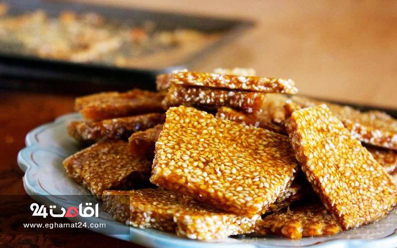سوغات نوشهر چیست ؟