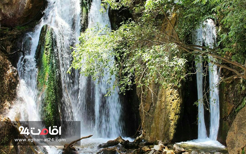 آبشار وارک خرم آباد