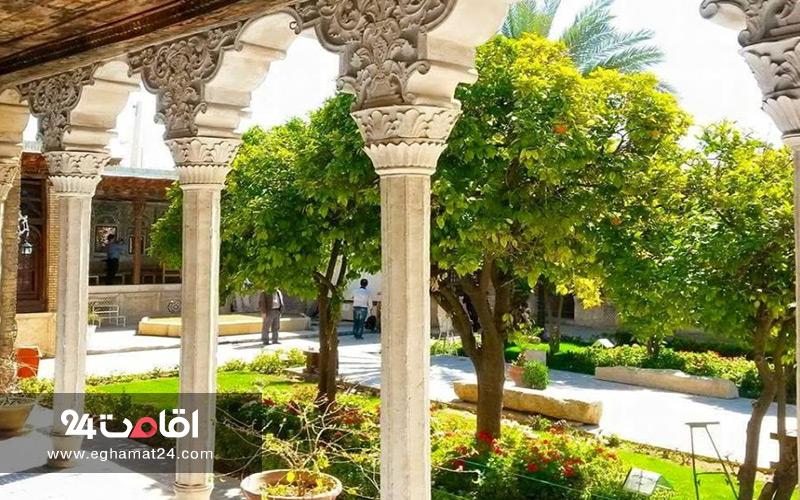 جاهای دیدنی شیراز و اطراف آن با عکس و آدرس