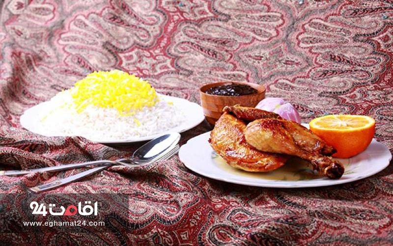 رستوران اکبر جوجه رامسر