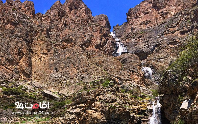 آبشار هریجان چالوس