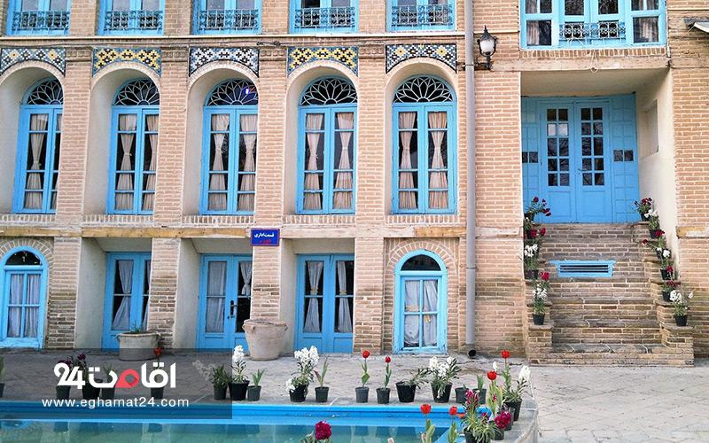 خانه تاریخی و موزه اسناد مردمشناسی کمالالدین طباطبایی