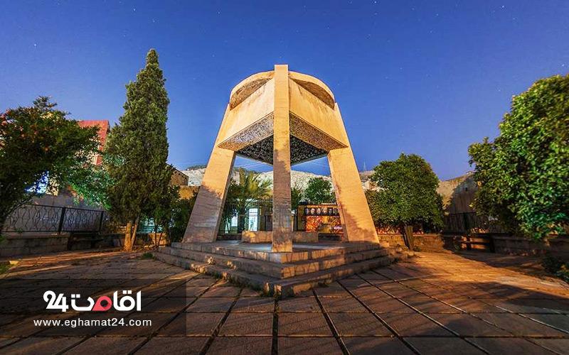 آرامگاه شاه شجاع شیراز