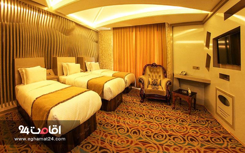 هتل های ارزان قیمت ارومیه : آدرس و تصاویر