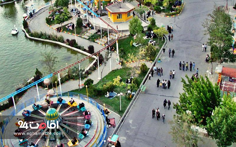 معرفی پارک های تبریز : آدرس و عکس