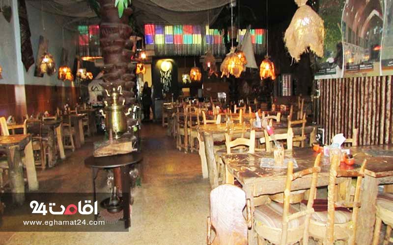 رستوران دریایی بالیق تبریز