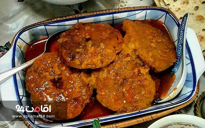 غذاهای سنتی اصفهان : معرفی و عکس