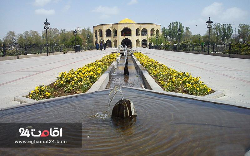 واحد اقامتی جهانگردی تبریز