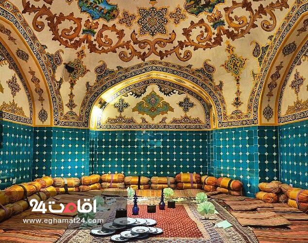 رستوران جارچی باشی اصفهان