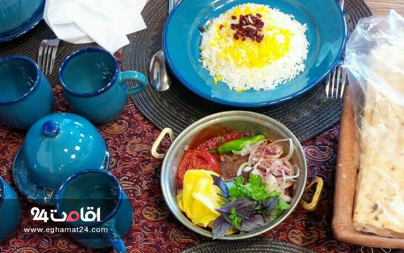 رستوران سنتی کشکول ارومیه