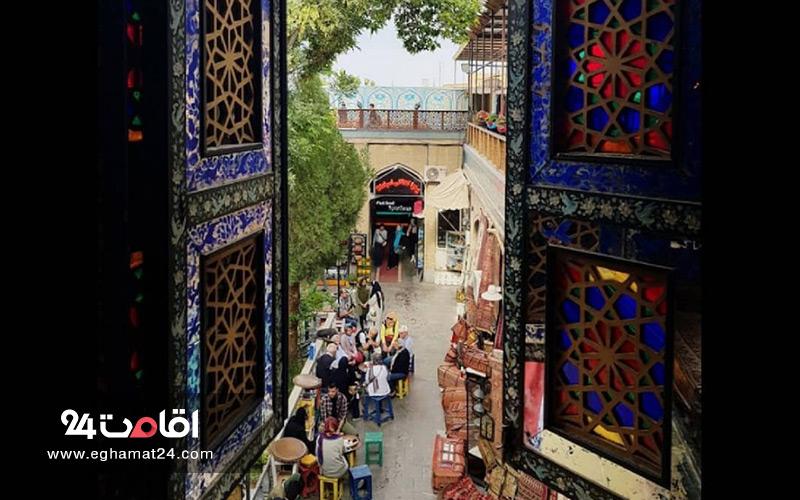 رستوران سنتی نقش جهان اصفهان