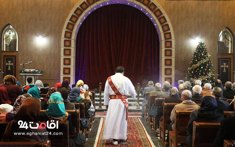 کلیسای حضرت مریم ارومیه