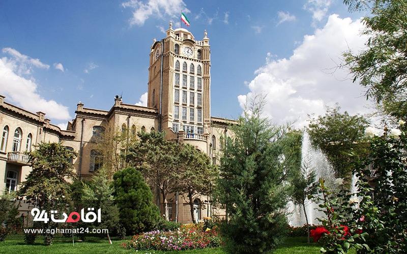 کاخ موزه شهرداری تبریز