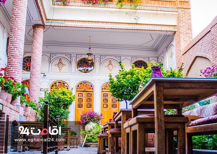 رستوران ترنج اصفهان