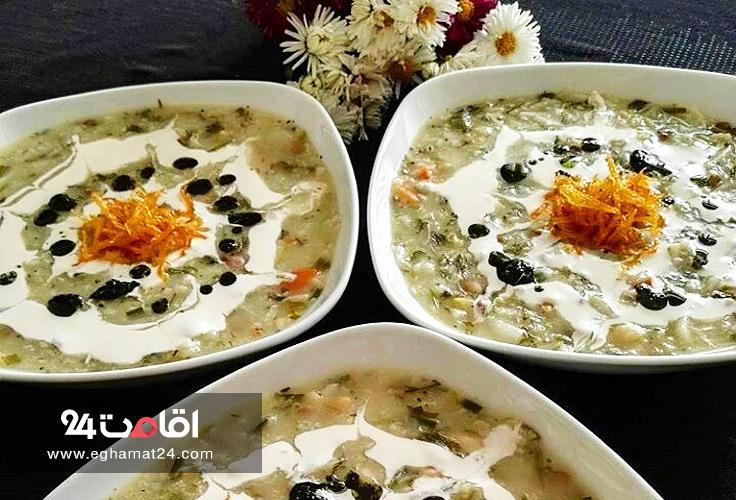 غذاهای محلی استان آذربایجان غربی و ارومیه
