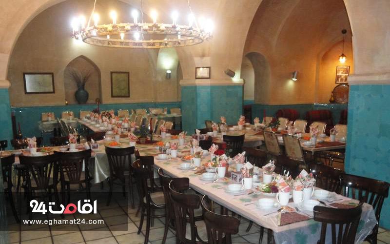 رستوران سنتی شهریار تبریز