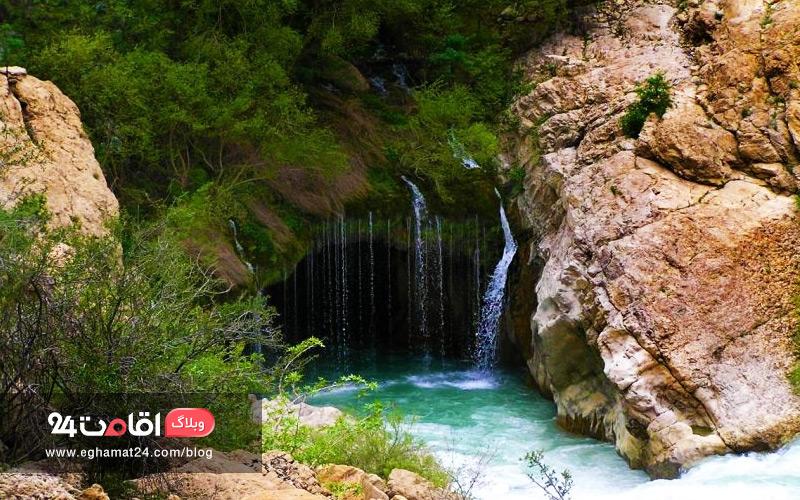 جهنم سفید بهشت طبیعتگردی اصفهان