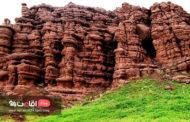 دره هفت غار ، جاذبه گردشگری نیشابور