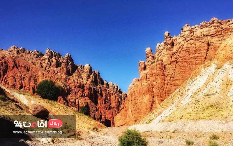 دره هفت غار