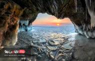 غار یخی چما ، تجربه زمستان در تابستان