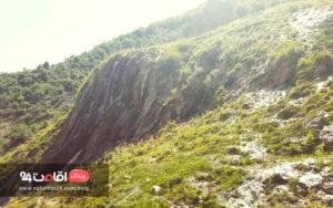 کوه چهل چشمه