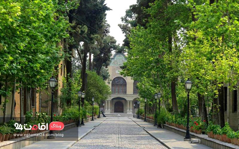 عمارت مسعودیه ، بنایی به وسعت تاریخ و هنر