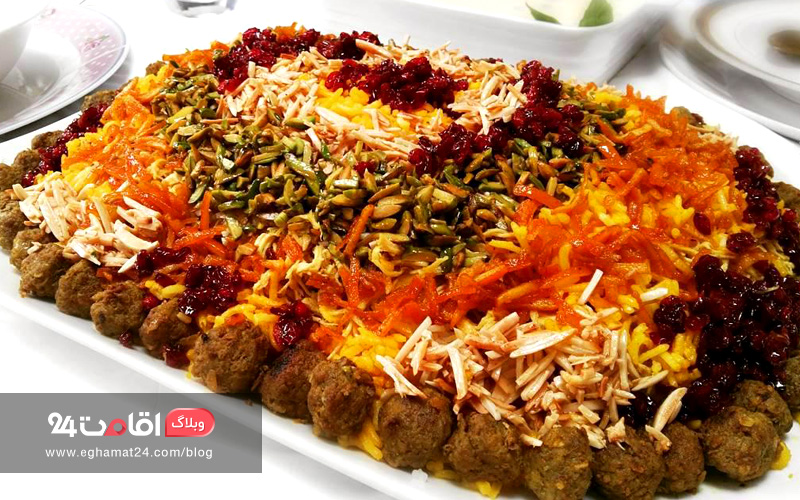 غذاهای ایرانی پرطرفدار در جهان