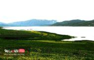 دریاچه نئور اردبیل ، زیبای خفته بر بلندای کوه باغرو