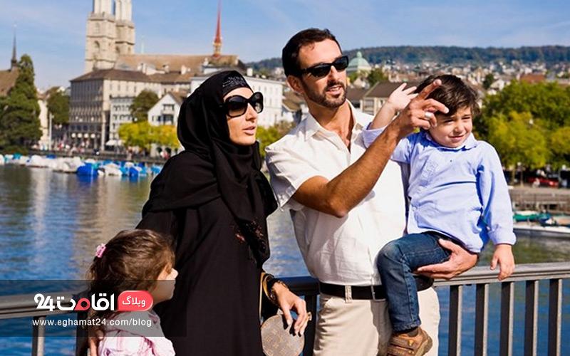 مشکلات گردشگران مسلمان چیست ؟