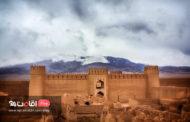 ارگ راین بنای خشتی یادگار ساسانیان