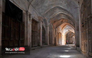بازار تاریخی شهر نایین