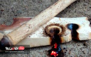 راهکارهای روشن کردن آتش بدون کبریت