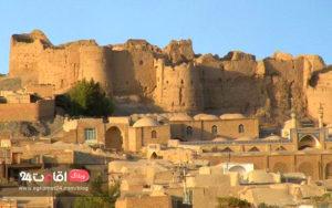 قلعه محمدیه شهر نائین