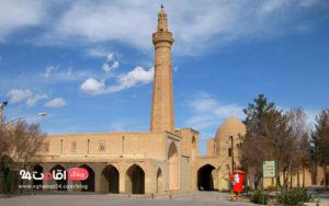 مسجد جامع شهر نایین