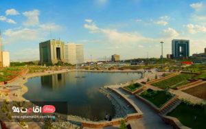 شهربازی ها و پارک های تهران