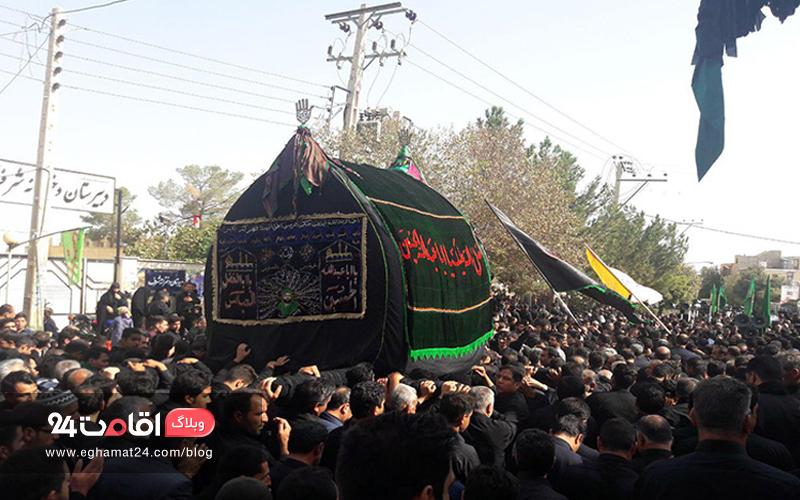 معرفی نطنز پایتخت تعزیه ایران