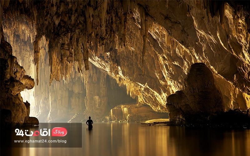 صخره نوردی و غار نوردی