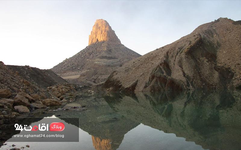 کوه پردیس بوشهر