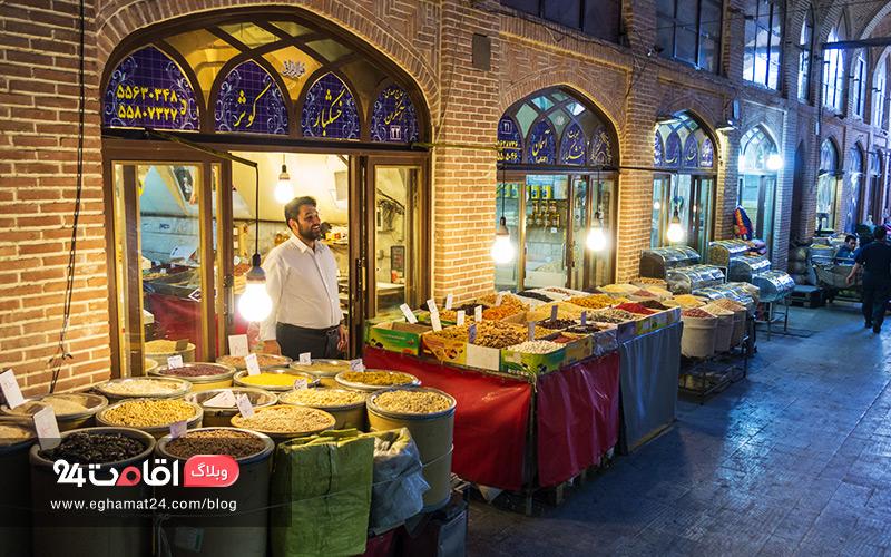 بازارهای تهران