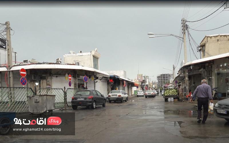 گشتی در بازار بوشهر