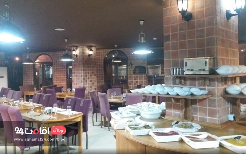لیست و معرفی بهترین رستوران های بوشهر