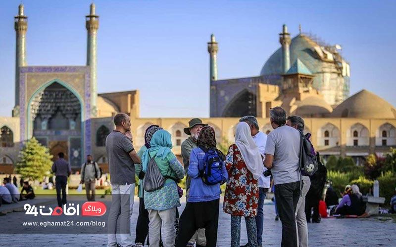 راهنمایان گردشگری ایران