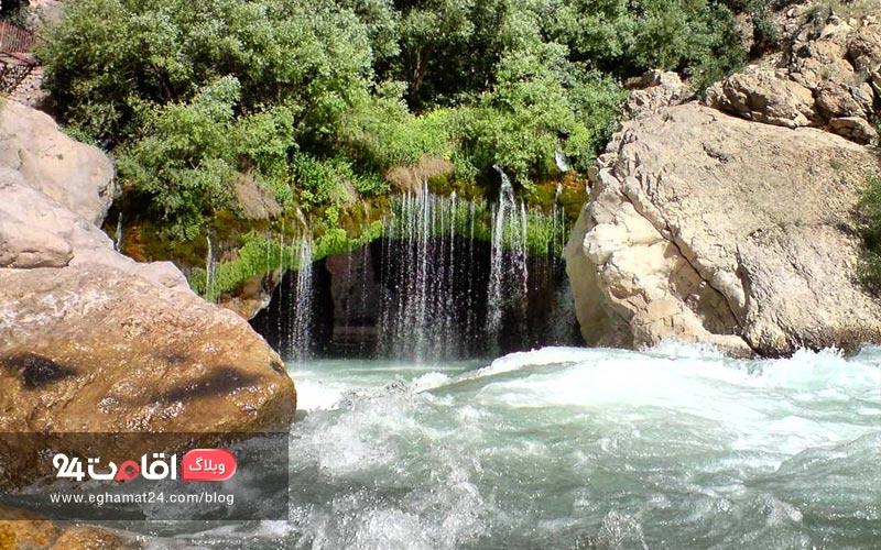 جاذبه های طبیعی اصفهان