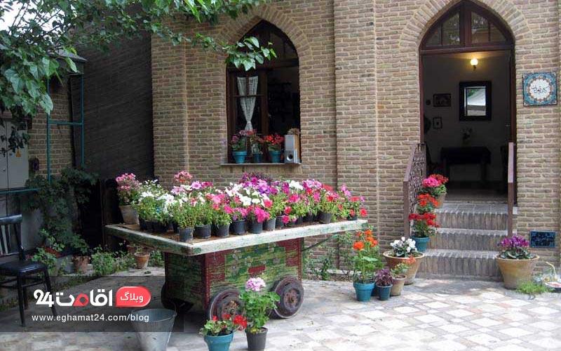 باغ موزه نگارستان تهران