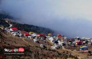 درازنو ، روستایی بر فراز ابرها