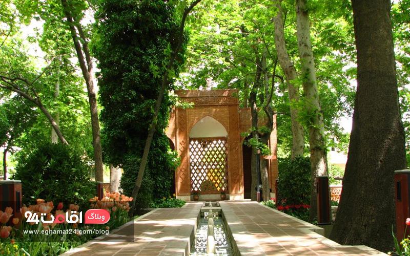 بوستان باغ ایرانی تهران