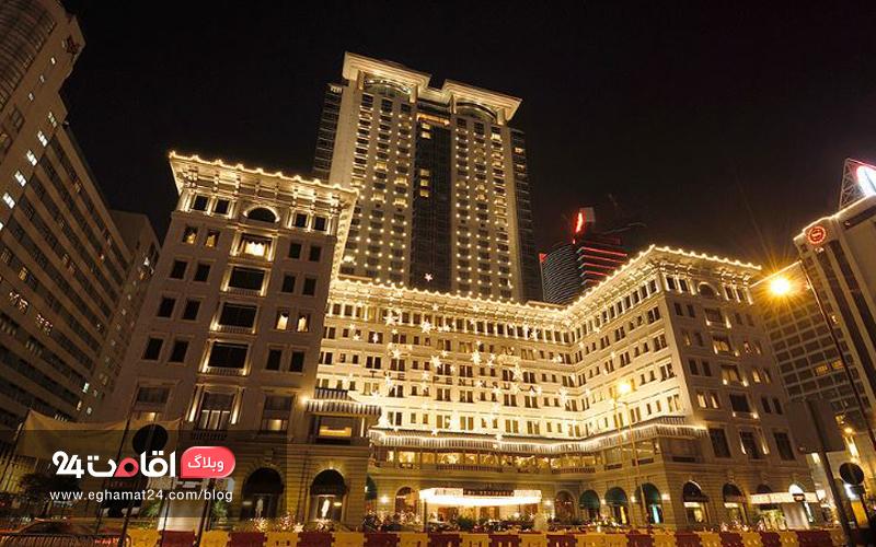 آشنایی با هتل های هوشمند