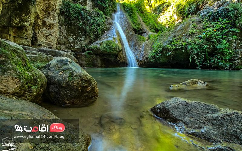 آبشار لوه گلستان