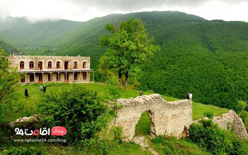 جاهای دیدنی آذربایجان شرقی
